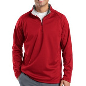 Sport Wick® 1/4 Zip Fleece Pullover