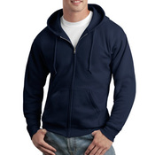 ComfortBlend® EcoSmart® Full Zip Hooded Sweatshirt